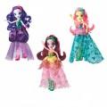 "MY LITTLE PONY Equestria Girls. Кукла делюкс с аксессуарами ""Легенда Вечнозеленого леса"" 3 вида"