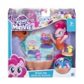 My Little Pony Movie. Мерцание Пони Подводный мир