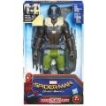 SPIDER-MAN. Фигурка Титаны Человек-паук электронный злодей