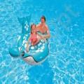 Кит голубой для игр на воде, 160х152см, с 3-х лет