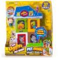 Ugglys Pet Shop-игровой набор Зоомагазин (2 домика+фигурка)