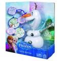 """Disney Princess. Кукла снеговик Олаф из м/ф """"Холодное сердце"""" 20,5 x 8,5 x 23 см"""