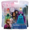 Disney Princess. Куклы Принцессы Дисней Анна & Эльза, из м/ф Холодное Сердце, 20,32х6,35х20,32см