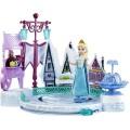 Disney Princess. Кукла Принцессы Дисней Эльза в наборе с катком и другими аксессуарами, 30,48х6,35х25,40см