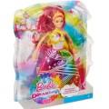 Barbie. Барби Радужная принцесса с волшебными волосами