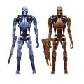"""Фигурка """"Robocop Vs The Terminator 7"""" Endoskeleton 2-Pack (1993 Video Game)"""